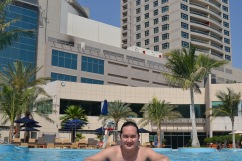@Rotana Beach & Resort Tourist Club, Abu Dhabi, UAE